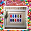 Thumbnail: Tootie Fruity Jelly Baby Picture (27x23cm)