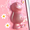 Thumbnail: Pretty In Pink Jelly Baby Picture (24.5x29cm)