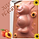 Thumbnail: Just Peachy Jelly Baby Picture (24.5x29cm)