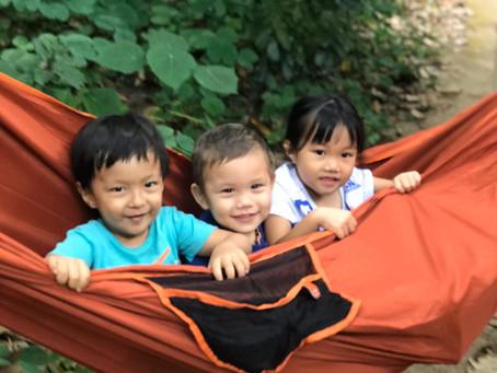 教養孩童與精神健康