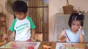 華德福教育的幼兒教育藝術 — 藝術作為成人的自我轉化成長