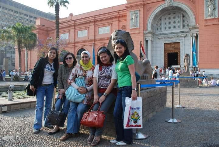 free tour in cairo museum
