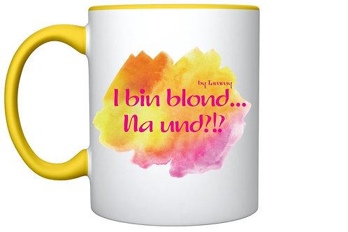 Blond Tasse