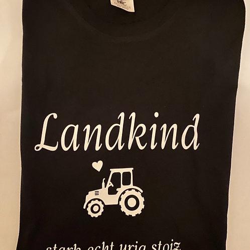 "T-Shirt ""Landkind"""