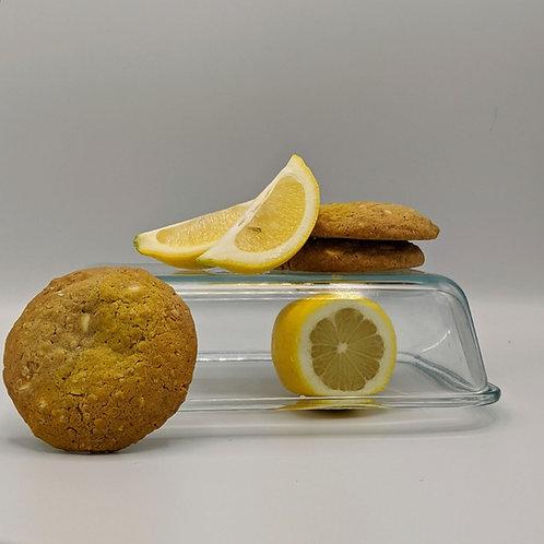 SATURDAY - Lemon Mochi Cookies (2pcs)