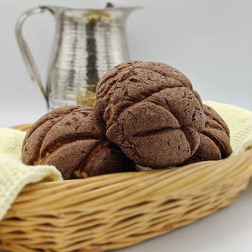SATURDAY - Chocolate Melon Pan