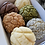 Thumbnail: THURSDAY - Assorted Mini Melon Pan Box - 6 pcs
