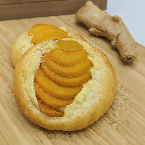 SATURDAY - Ginger & Peach Pan