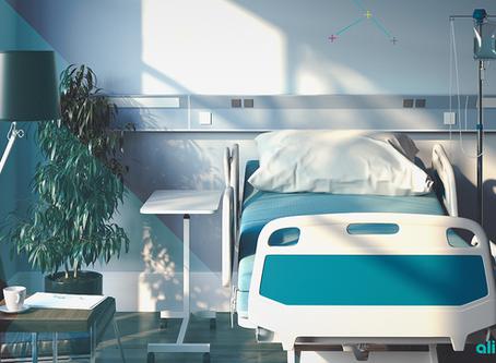 Esencial liberar la cantidad de pacientes que aún están en hospitales en medio de la emergencia