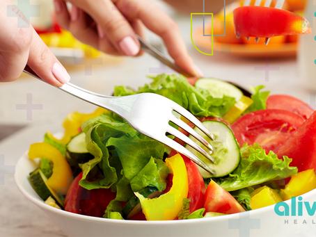 La mayoría de los estadounidenses no siguen una dieta que podría prevenir el cáncer