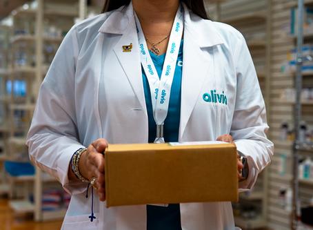 Descubre Alivia HD, la aplicación móvil que facilita la entrega de medicamentos a tu puerta