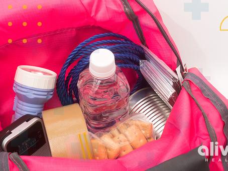 Esto es lo que debe tener una mochila de emergencias