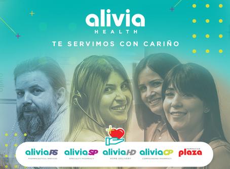 Así es como servimos en Alivia Health: con cariño