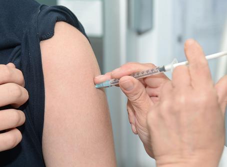 Este es el momento para vacunarse contra la influenza
