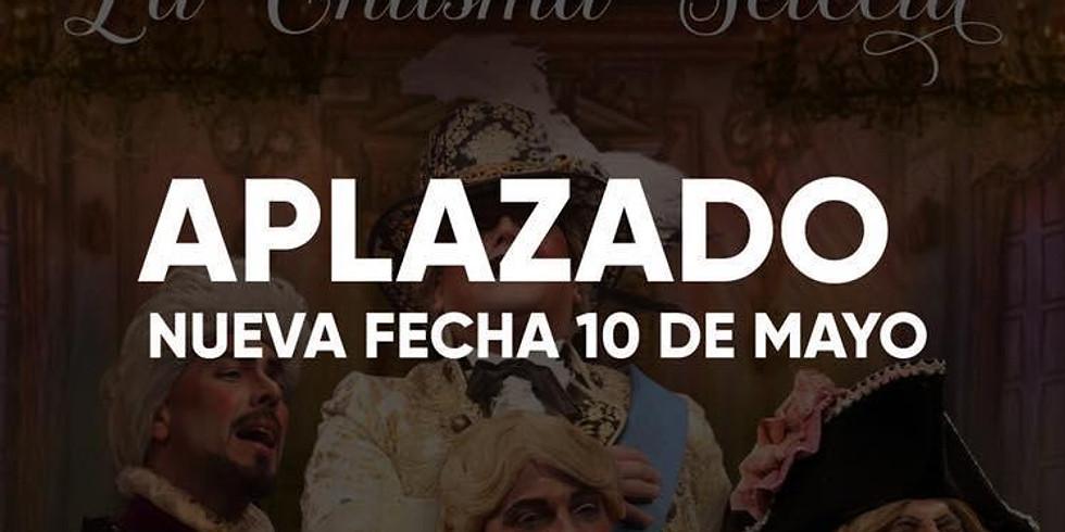 APLAZADO AL 10 DE MAYO