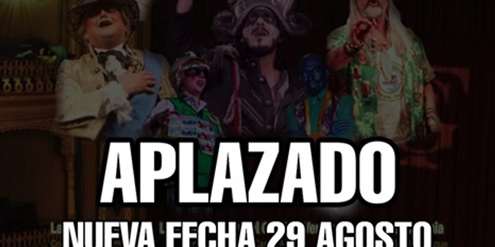 APLAZADO LA CHUSMA SELECTA EN VILLANUEVA DE ALGAIDAS