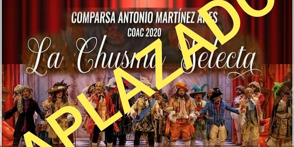 APLAZADO LA CHUSMA SELECTA EN CHICLANA