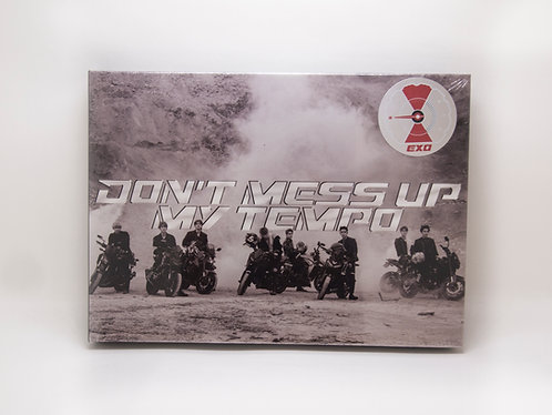 EXO The 5th Album 'DON'T MESS UP MY TEMPO' (Allegro Ver)