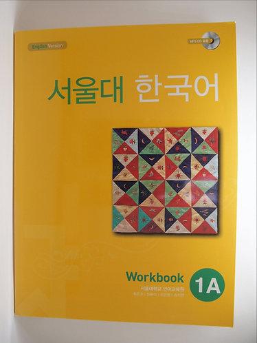 Seoul Korean Workbook 1A