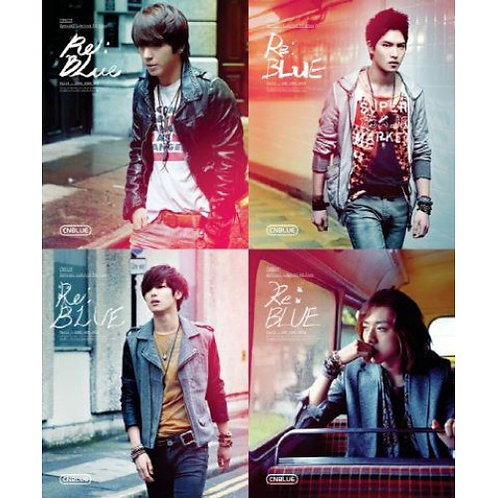 CNBLUE Special Limited Edition - Re: BLUE (CD+DVD+Photobook)
