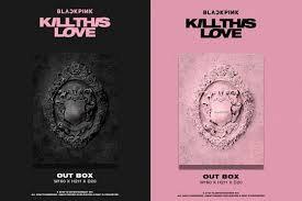 Blankpink Kill This Love - black version