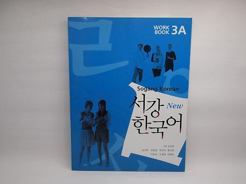 Sogang Korean 3A WORKBOOK