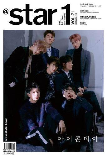 Star1 2018.02 VOL.71  Cover iKON