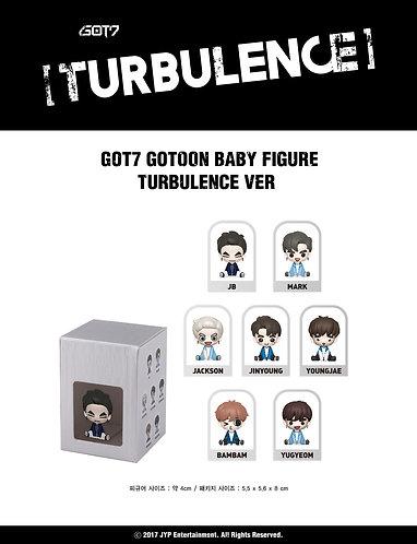 GOT7 - Gotoon Baby Figure (Turbulence ver)