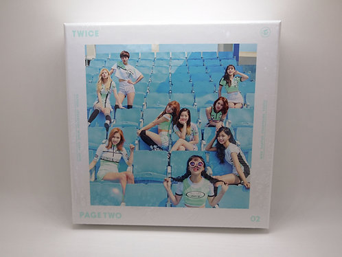TWICE - Mini Albumn2 : PAGE TWO