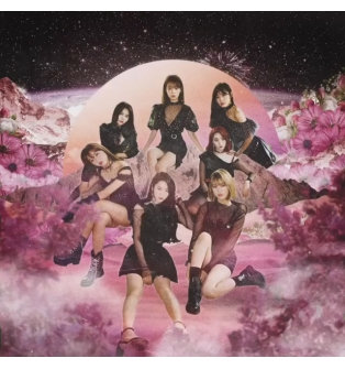 Oh! My Girl 6th Mini Album Remember me CD [violet ver]