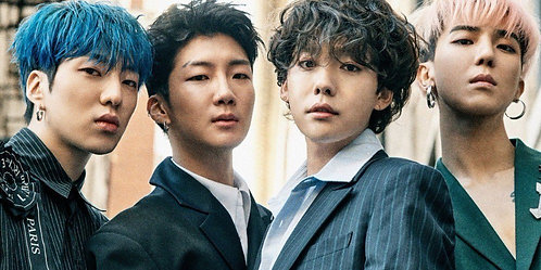 WINNER 2ND ALBUM - EVERYD4Y POSTER