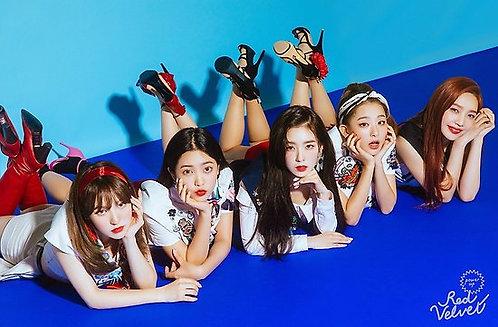 Red Velvet summer magic POSTER
