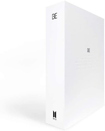 BTS - BE Deluxe Edition Album+On Pack Poster+Extra Hologram Photoca