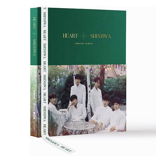 Shinhwa Twenty Special Album : Heart