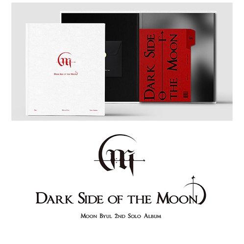 MOONBYUL - DARK SIDE OF THE MOON (2ND MINI ALBUM)