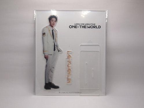 Wanna One Acrylic stand (KUANLIN)