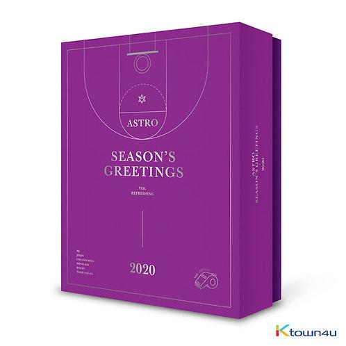 ASTRO - 2020 SEASON'S GREETINGS (REFRESHING Ver.)
