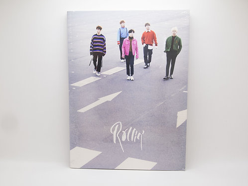 B1A4 7th Mini Album Rollin