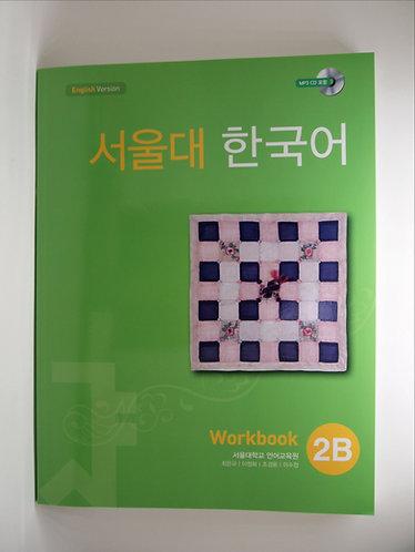 Seoul Korean Workbook 2B