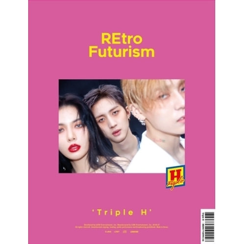 Triple H -  RETRO FUTURISM