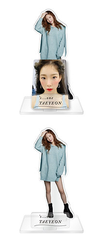 Taeyeon 'S Concert Photocard Stand Set
