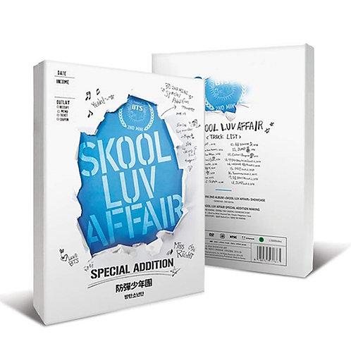 BTS - SKOOL LUV AFFAIR (SPECIAL ADDITION)