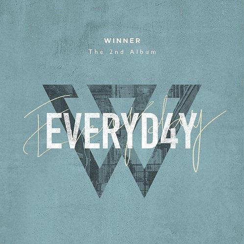 Winner 2nd Album EVERYD4Y