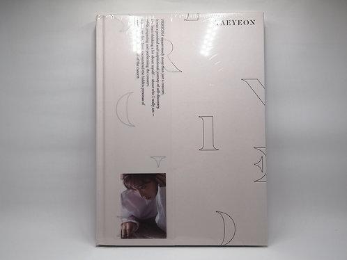 TAEYEON Solo Concert PERSONA 공연화보집