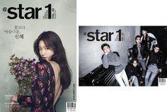 STAR 1 Vol.32 2014.11 Cover: WINNER & 박신혜