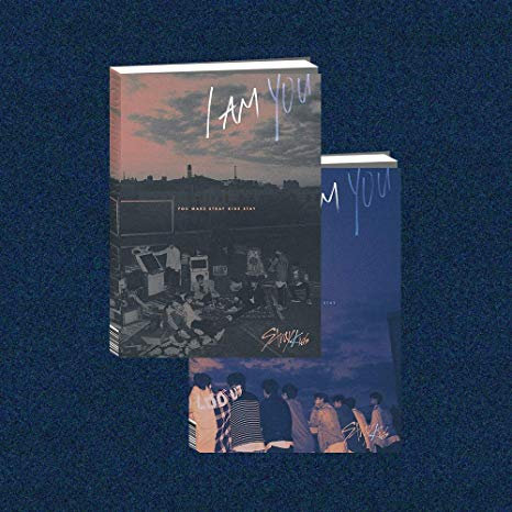 Stray Kids - I am You [Random ver.] (3rd Mini Album) CD+Photobook+3 QR Photocard