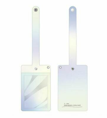 Taeyeon 'S concert Card Holder Photocard Set B