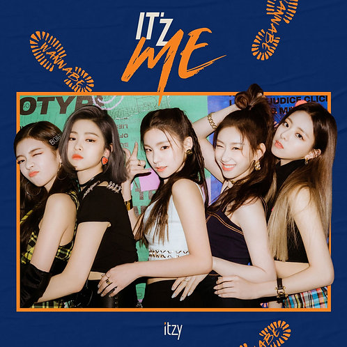 ITZY - Mini Album [IT'z ME] ME Ver