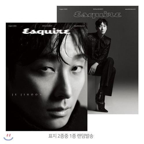 Esquire 2020.08 - 주지훈