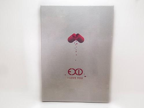 EXID - 알러뷰 Single Album